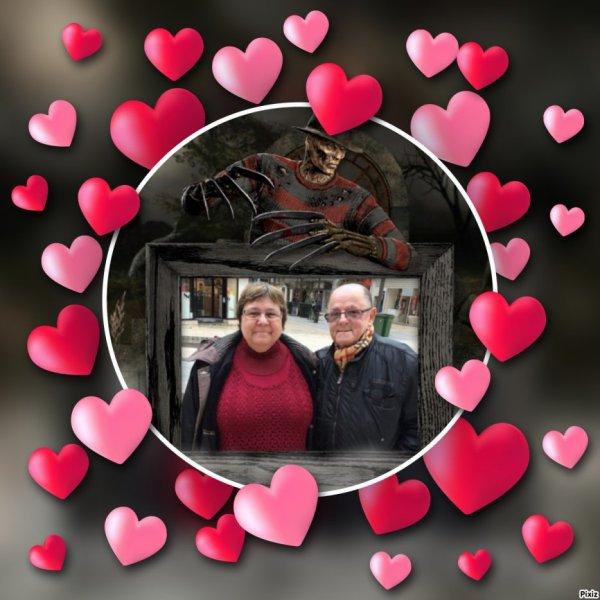bonsoir mon amie lili2248 je te remercie beaucoup pour ce magnifique cadeaux de la ST Valentin et oui sa approche c'est jeudi je te souhaite une très belle soirée ainsi qu'une bonne nuit je t'envoie tout plein de gros bisous