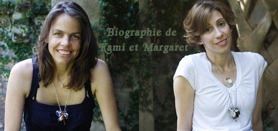 Biographies de   Margaret Stohl et Kami Garcia