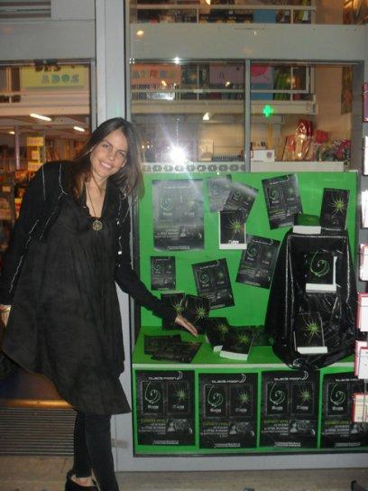 Margaret à Paris en novembre