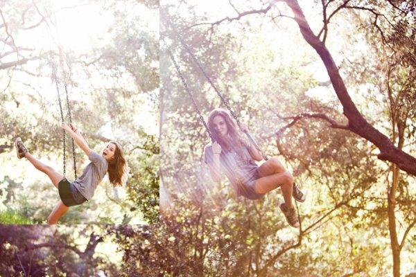 Photoshoot de Zoey par Vince Trupsin