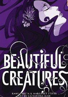Première image du roman graphique de Beautiful Creatures