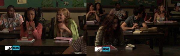 Première vidéo Behind The Scene par MTV