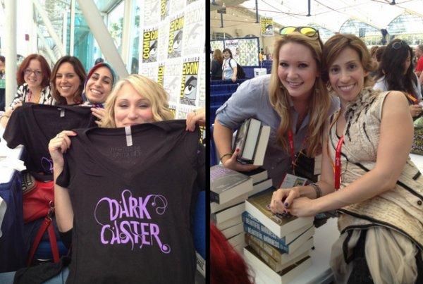 Kami Garcia au San Diego Comic Con 2012 photos + interview