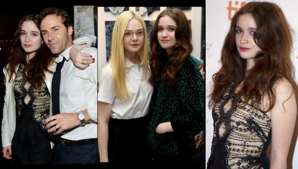 Alice Englert au Festival International du film + Photoshoot pour Teen Vogue