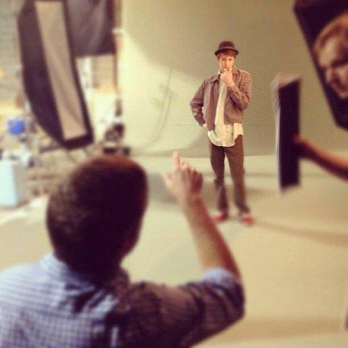 Image d''un shoot de Link
