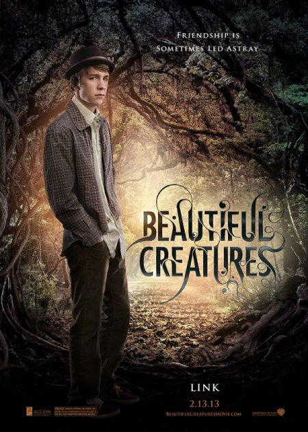 Affiches individuelles des personnages du film