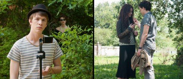 5 nouvelles photos sur Lethan et Lindley