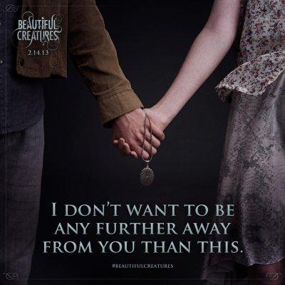 Photos promotionnelles avec citations pour la sortie du film