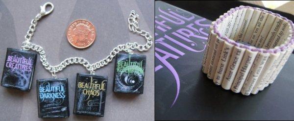 Un site anglais vend des bijoux inspirés de la saga
