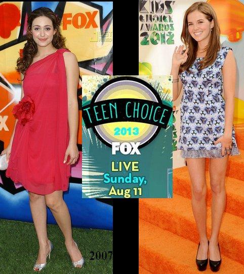 Sublimes Creatures et les acteurs nominés 4 fois aux Teen Choice Awards 2013