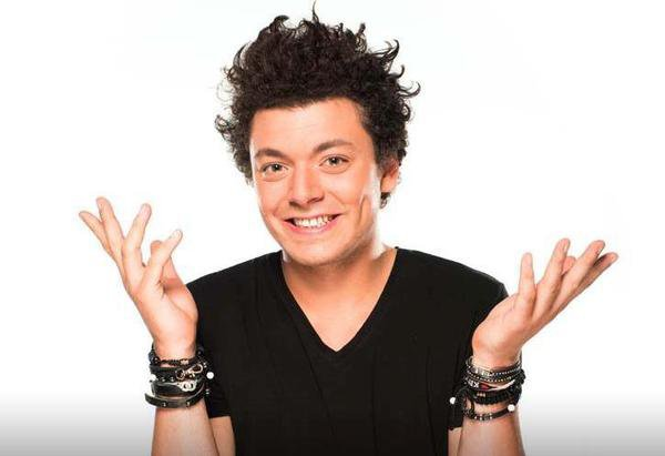 Le charmant Kev Adams