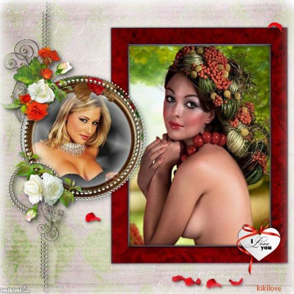 Belle Saint valentin à vous tous ici