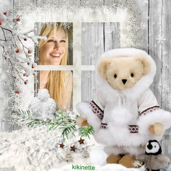 Adieu Novembre  bonjour Décembre mois féerique