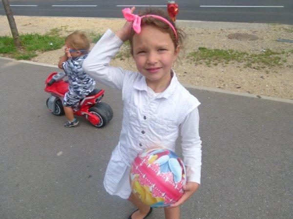 amélia 4 ans