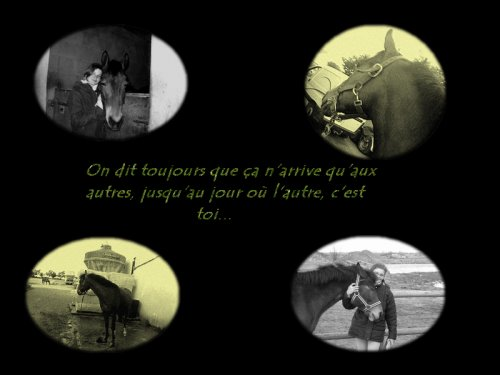 # Et tu vois le pire dans tout ça mon amour, c'est que je sais que depuis longtemps, on s'est perdus pour toujours... #