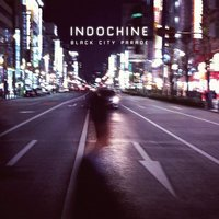 Indochine Black city parade (TAB/TABLATURE)