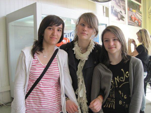April 2011 - Austausch Ludwigsburg/Montbéliard