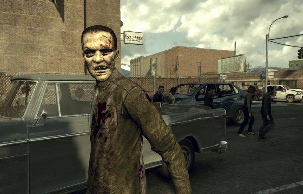 The Walking Dead: The survival instinct