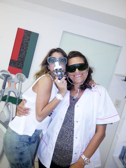 « Des nouvelles photos de Martina sont apparus sur les reseaux sociaux ♥ »