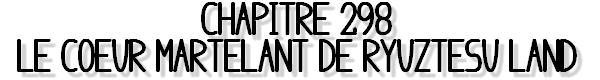 Chapitre 298