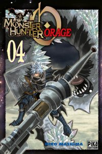 monster hunter orage Tome 4