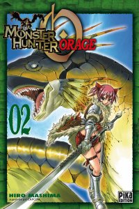 Monster hunter orage T2