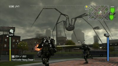 Earth Defense Force : Insect Armageddon