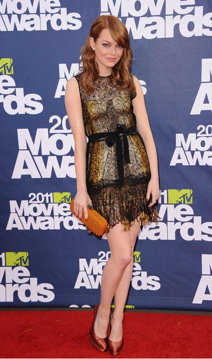 Les plus beaux looks d'Emma Stone