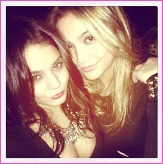 Nouvelles photos de Vanessa et de Stella <3