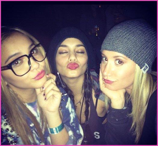 Mon blog parle de l'actualité de Vanessa et Stella Hudgens et aussi d'Ashley Tisdale !