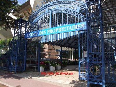 Vincennes - Dimanche 18 septembre 2011