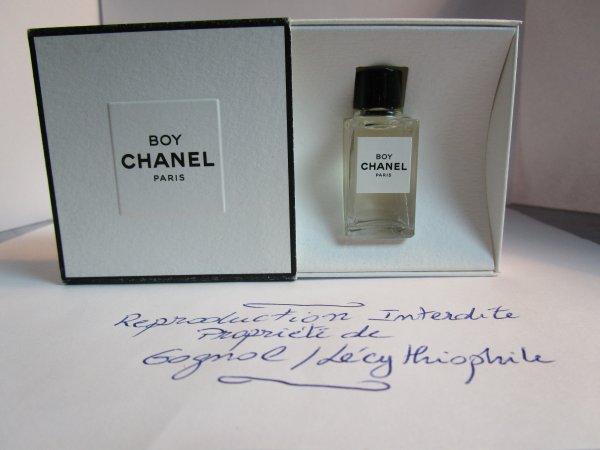 7481428f1e BOY de Chanel - Lécythiophile