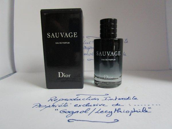 SAUVAGE de Christian Dior