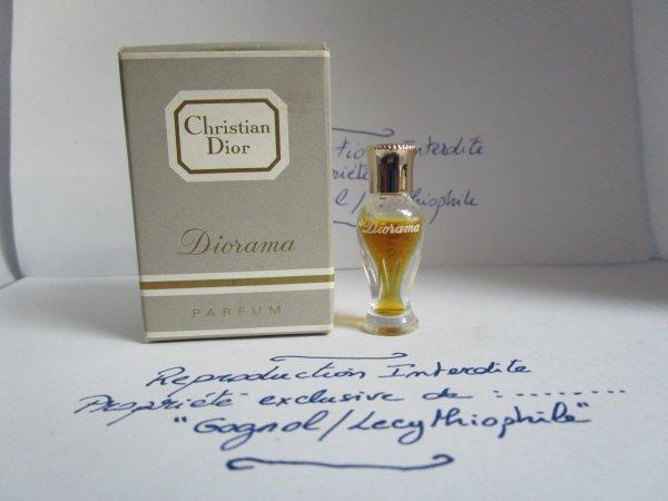 DIORAMA de Christian Dior