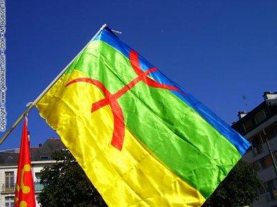 je suis fier d`etre un kabyle