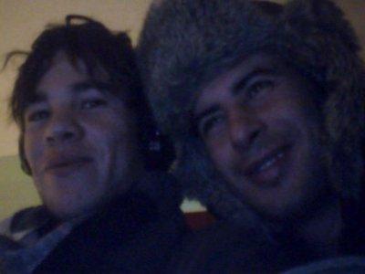 moi et mon ami hmitouche