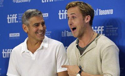 Ryan Gosling/ George Clooney