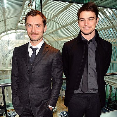 Jude law/ Josh Hartnett