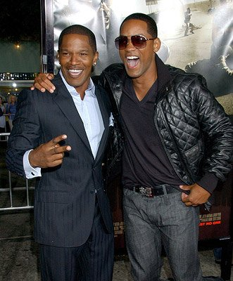 Jamie Foxx/ Will Smith