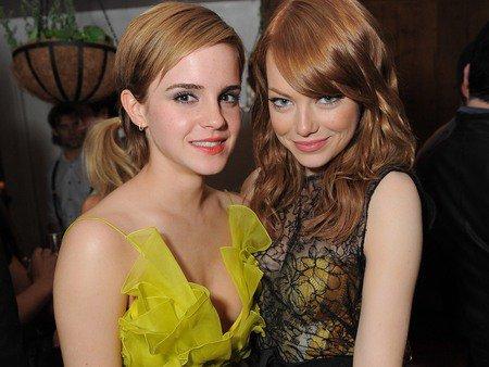 Emma Watson/ Emma Stone