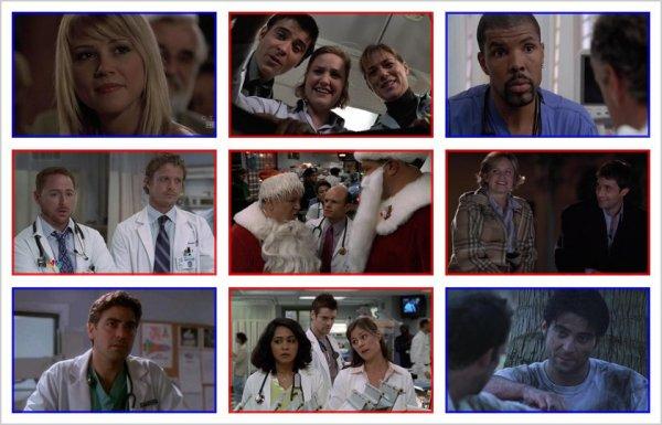 dr House/ urgences (pas un duel de série)