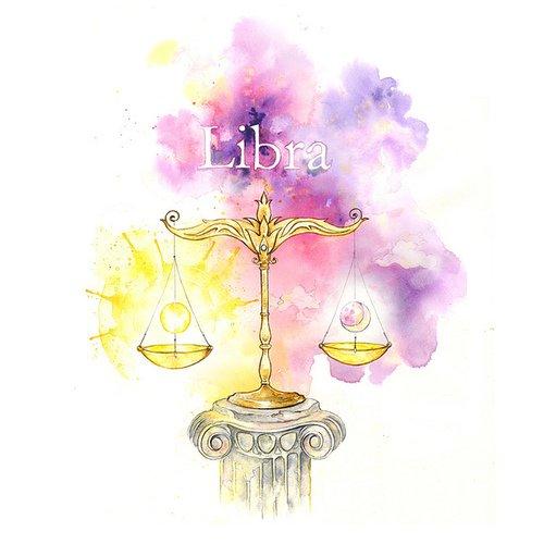 la justice est une balance