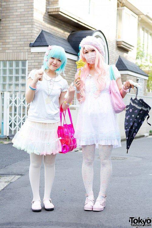 MODE JAPONAISE: les Mori Kei :D et les Fairy Kei :)