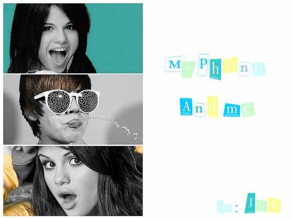 M Y P H O N E - A N D M E ! !