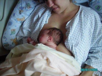 louna quand elle est née