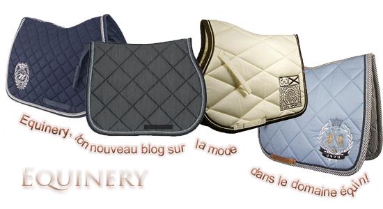 Equinery, ton nouveau blog sur la mode équine