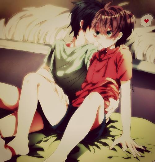 J'aime les mangas :)