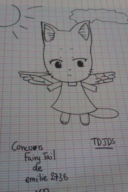 Hors Série: Le concours de Fairy tail d'emilie2738
