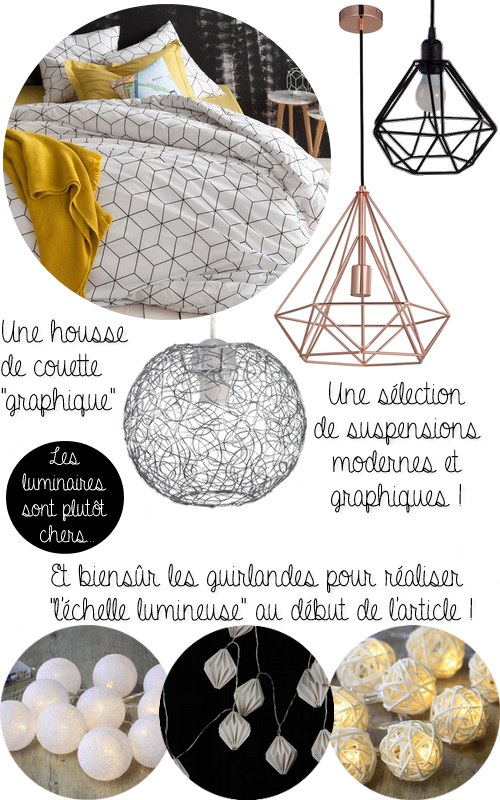 INSPIRATIONS : Refaire sa chambre (article n°14)