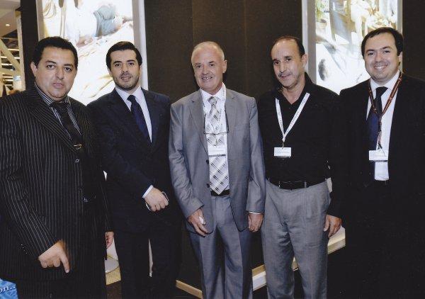 """Les Responsables du Tourisme Marocain rencontrent la délégation du CRT doukkala-Abda (Azemmour-Mazagan-El Jadida-Oualidia-Safi) au""""Top Résa de Paris"""